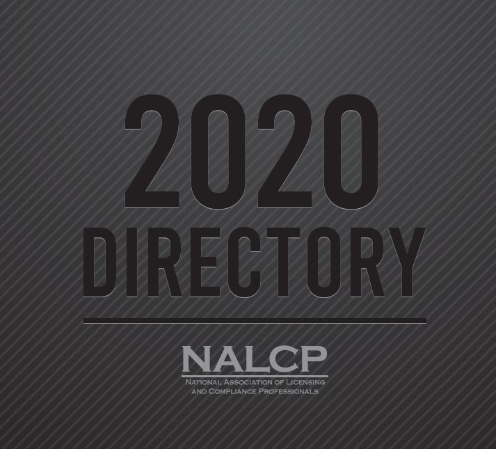 2020 Directory Front Cover